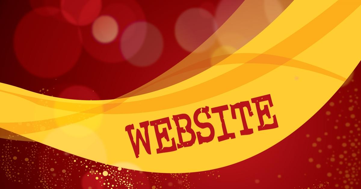 Website in nieuw kleedje