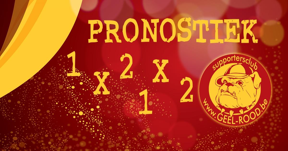 Pronostiek, Gouden Schoen en Supporter vh jaar