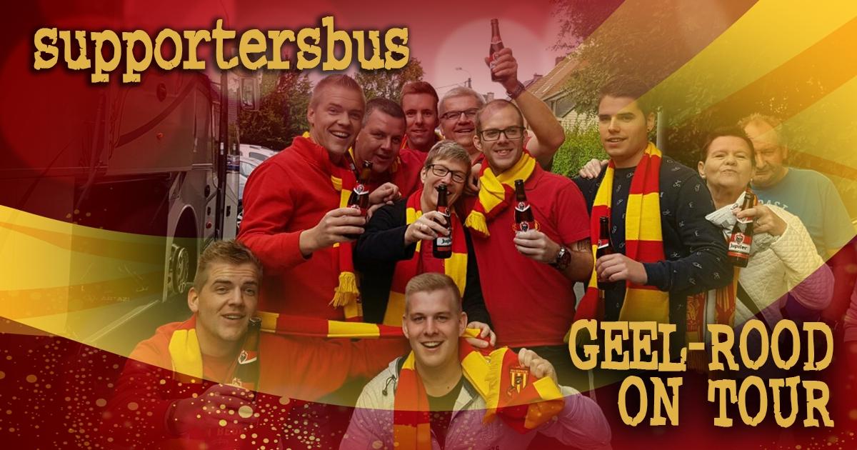 Busverplaatsing naar KVV Vorselaar op 12 september