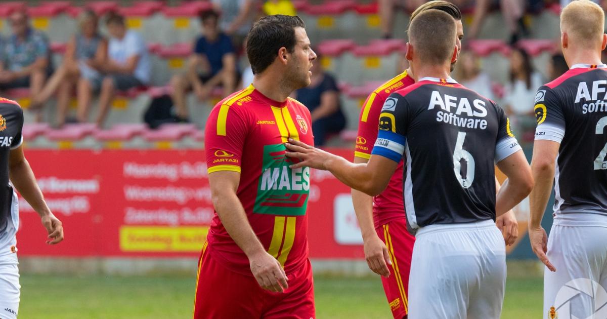 KSV Bornem ten onder tegen beloften KV Mechelen