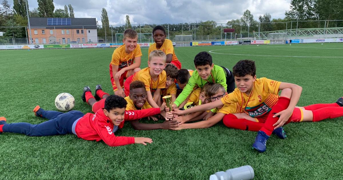 U12 wint tornooi FC Zemst
