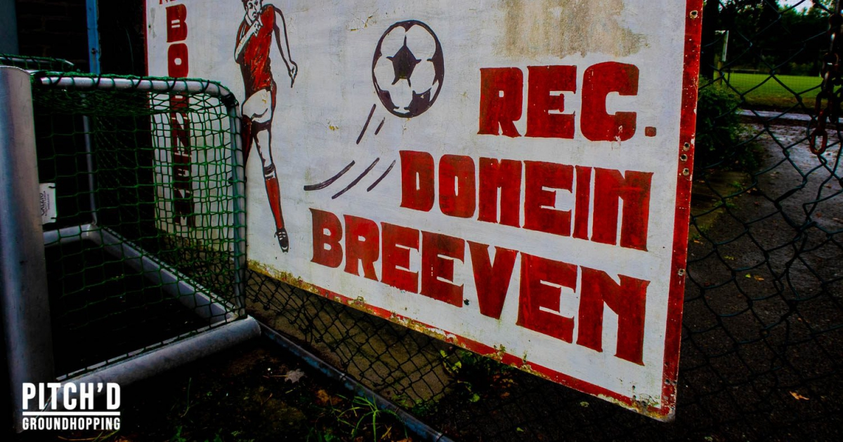 Groundhopping KSV Bornem