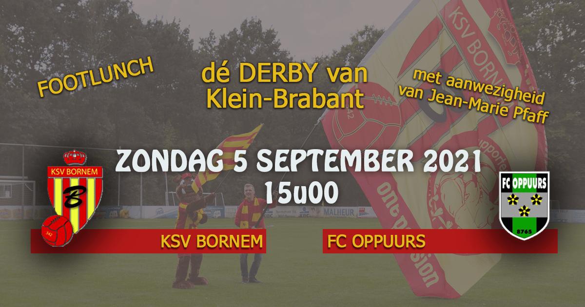 Voorbeschouwing KSV Bornem - FC Oppuurs