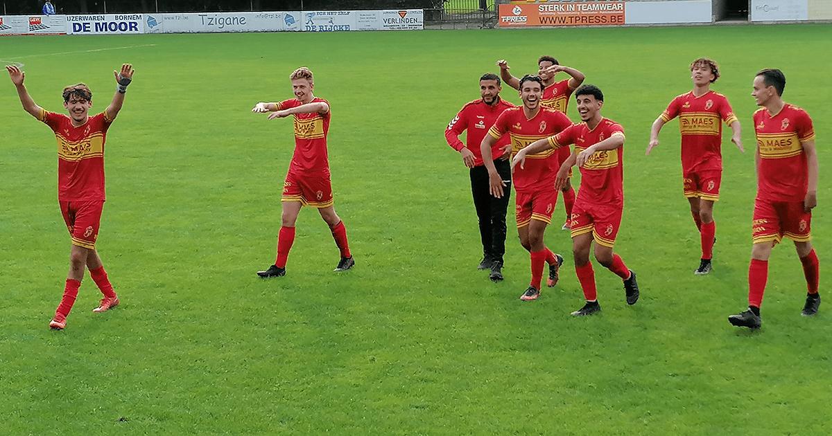 KSV Bornem - KVV Vosselaar: 2-1, verslag